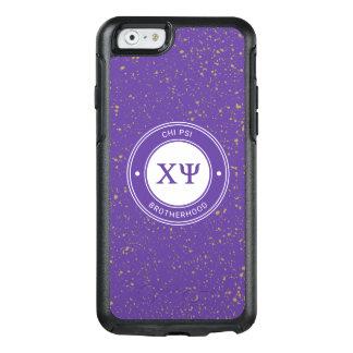 Chi Psi | Badge OtterBox iPhone 6/6s Case