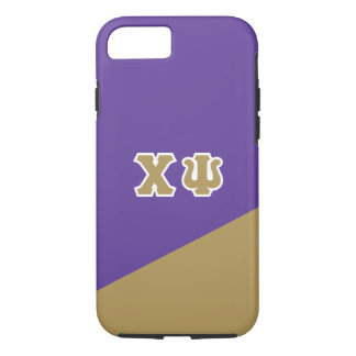 Chi Psi | Greek Letters iPhone 8/7 Case