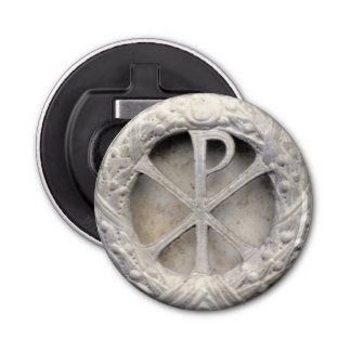 Chi-Rho - the Monogram of Christ Bottle Opener