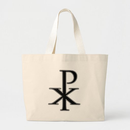Chi Ro Design Tote Bag