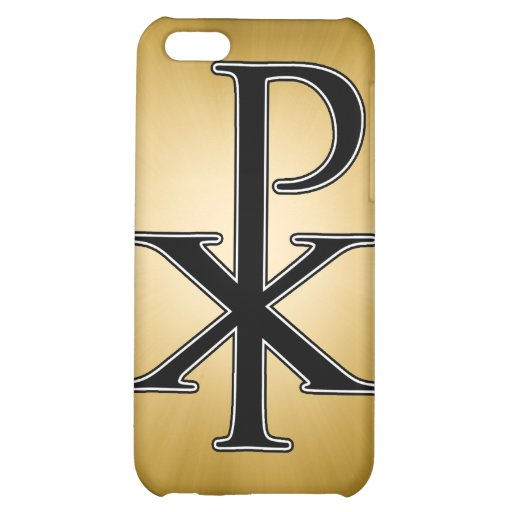 Chi Ro Design iPhone 5C Cover