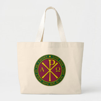 Chi-ro Jumbo Tote Bag