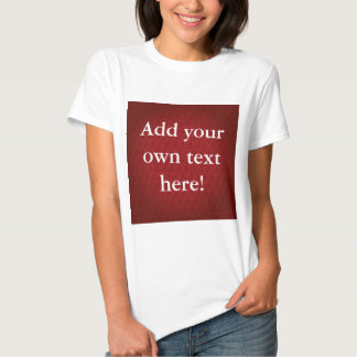 Chi Ro pattern in Red T Shirt
