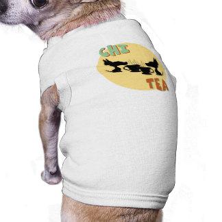 Chi Tea Dog T-shirt