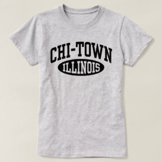 Chi-Town Illinois T-Shirt
