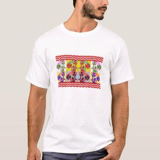 Chi-Weenie Pop Art T-Shirt