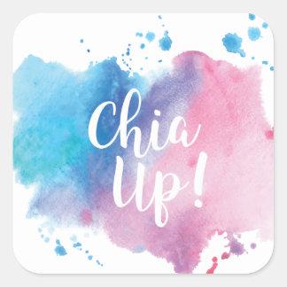 """Chia Up!"" Design Sticker"