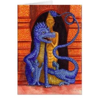 Chiang Mai Dragons Card