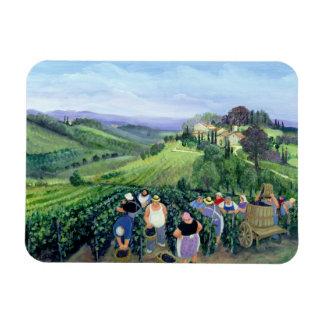 Chianti Landscape Magnet