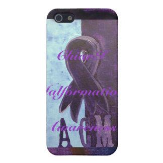 Chiari Awareness iPhone 5/5S Cases