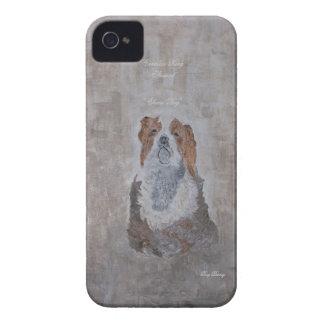 Chiari Dog iPhone 4 Covers