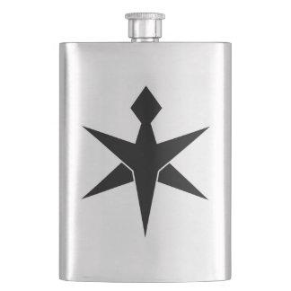 CHiBA SYMBOL Hip Flask