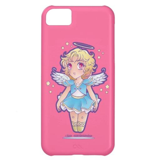 Chibi Angel iPhone 5C Cover