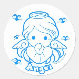 Chibi Angel Sticker
