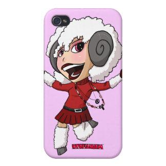 Chibi Aries iPhone 4/4S Cover