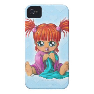 Chibi Baby iPhone 4 Covers