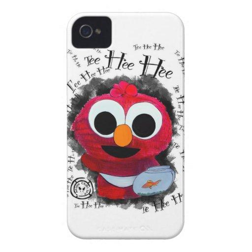 Chibi Baby Furry Monsta Case-Mate iPhone 4 Cases