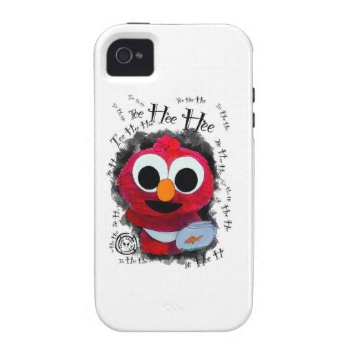 Chibi Baby Furry Monsta Vibe iPhone 4 Covers