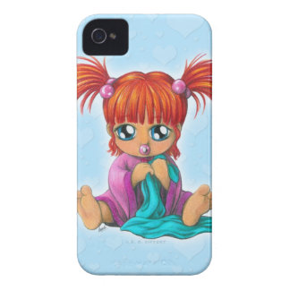 Chibi Baby iPhone 4 Cover