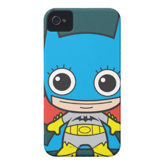 Chibi Batgirl Case-Mate iPhone 4 Cases