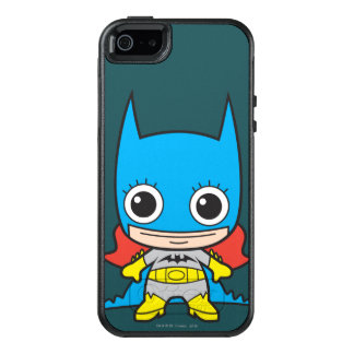 Chibi Batgirl OtterBox iPhone 5/5s/SE Case