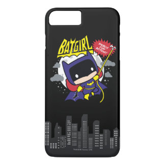 Chibi Batgirl Ready For Action iPhone 8 Plus/7 Plus Case
