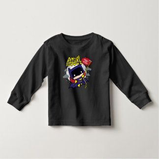 Chibi Batgirl Ready For Action Toddler T-Shirt