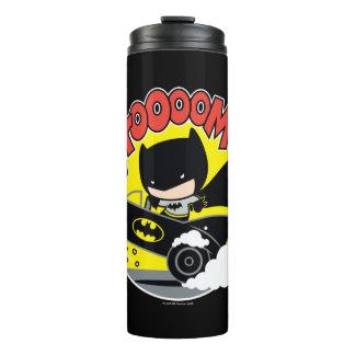 Chibi Batman In The Batmobile Thermal Tumbler