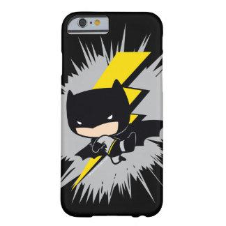 Chibi Batman Lightning Kick Barely There iPhone 6 Case