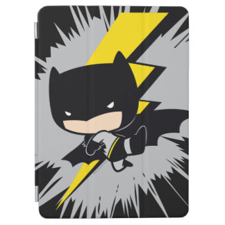 Chibi Batman Lightning Kick iPad Air Cover