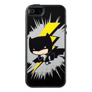 Chibi Batman Lightning Kick OtterBox iPhone 5/5s/SE Case