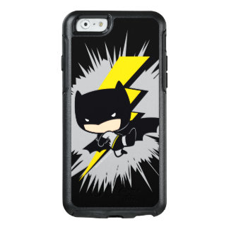 Chibi Batman Lightning Kick OtterBox iPhone 6/6s Case