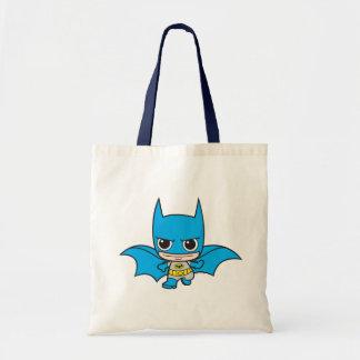 Chibi Batman Running Budget Tote Bag