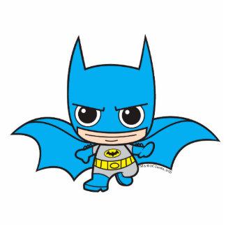 Chibi Batman Running Cut Outs