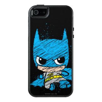 Chibi Batman Sketch OtterBox iPhone 5/5s/SE Case