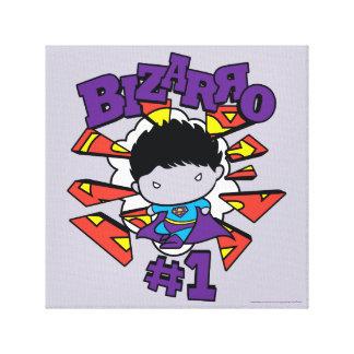 Chibi Bizarro #1 Canvas Print