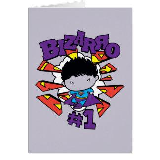 Chibi Bizarro #1 Card