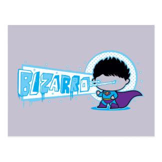 Chibi Bizarro Arctic Vision Postcard