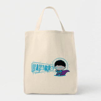 Chibi Bizarro Arctic Vision Tote Bag
