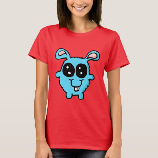 Chibi Blue Bunny Shirt