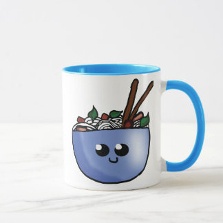 Chibi Bowl of Pho Mug