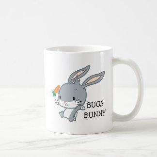 Chibi BUGS BUNNY™ With Carrot Coffee Mug