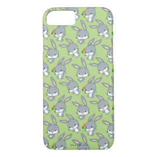 Chibi BUGS BUNNY™ With Carrot iPhone 8/7 Case