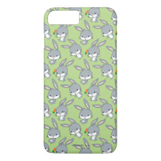 Chibi BUGS BUNNY™ With Carrot iPhone 8 Plus/7 Plus Case