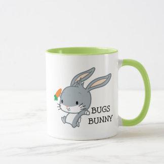 Chibi BUGS BUNNY™ With Carrot Mug