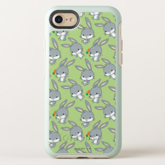 Chibi BUGS BUNNY™ With Carrot OtterBox Symmetry iPhone 8/7 Case