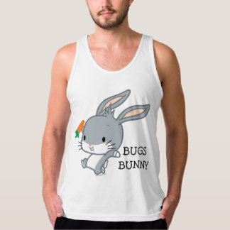 Chibi BUGS BUNNY™ With Carrot Singlet