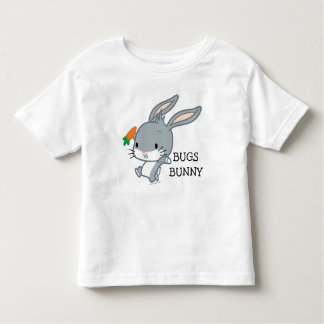 Chibi BUGS BUNNY™ With Carrot Toddler T-Shirt