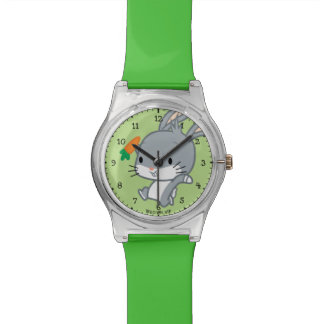 Chibi BUGS BUNNY™ With Carrot Watch