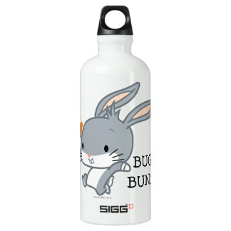 Chibi BUGS BUNNY™ With Carrot Water Bottle